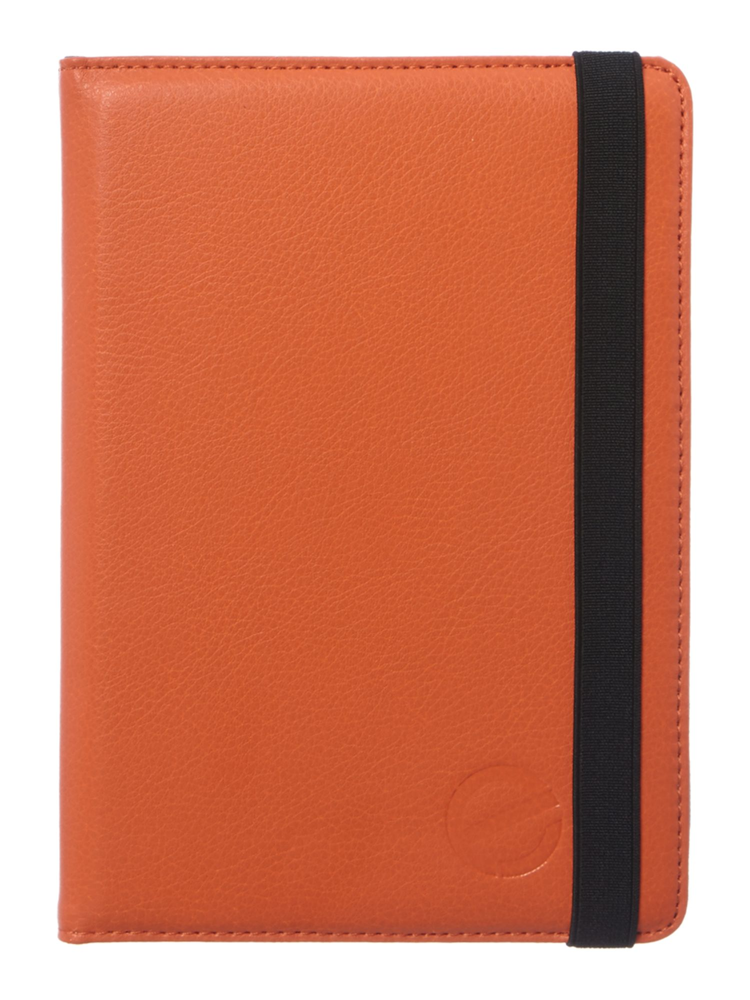 Orange 360 mini Ipad case