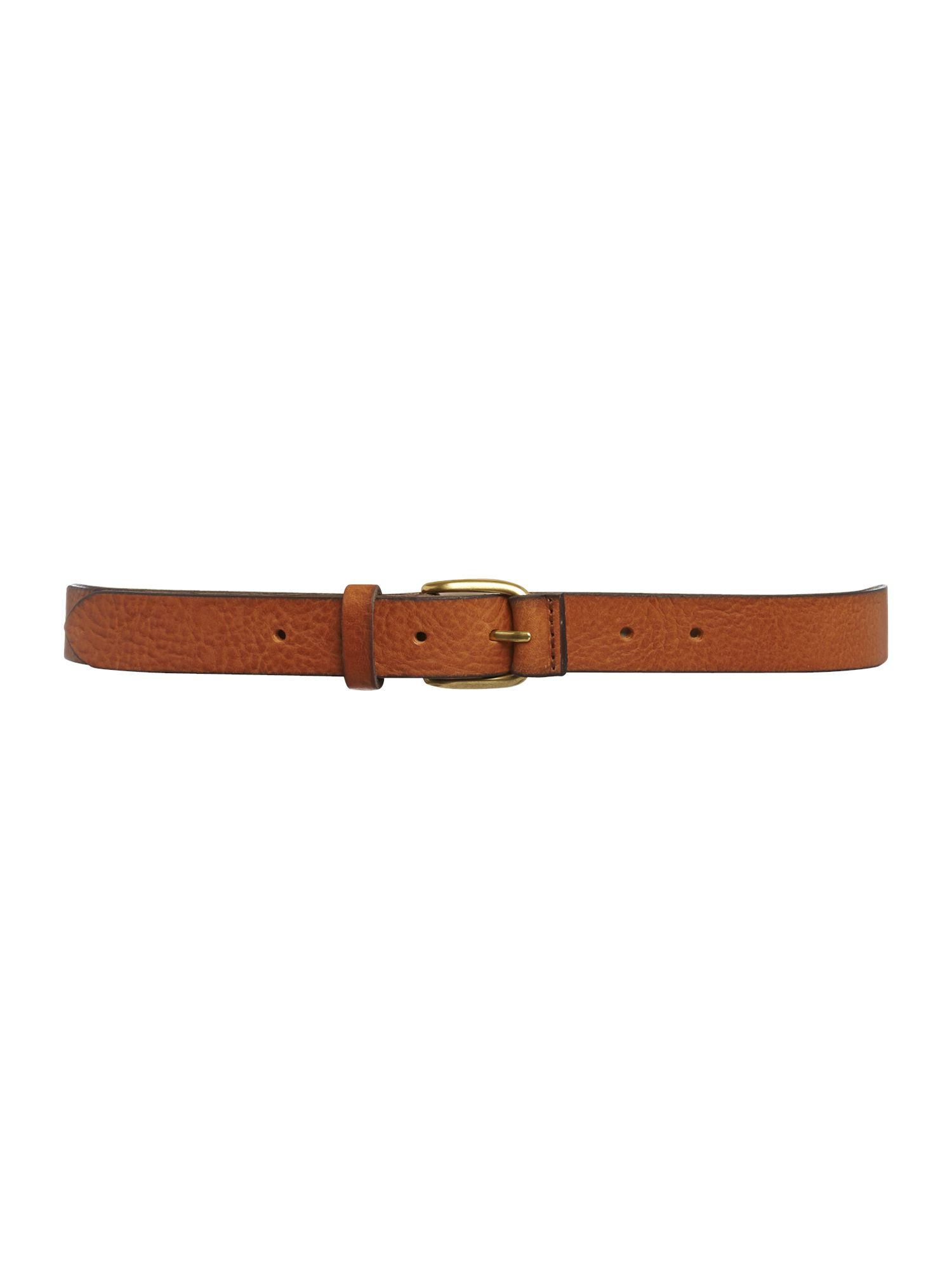 Casual trouser belt