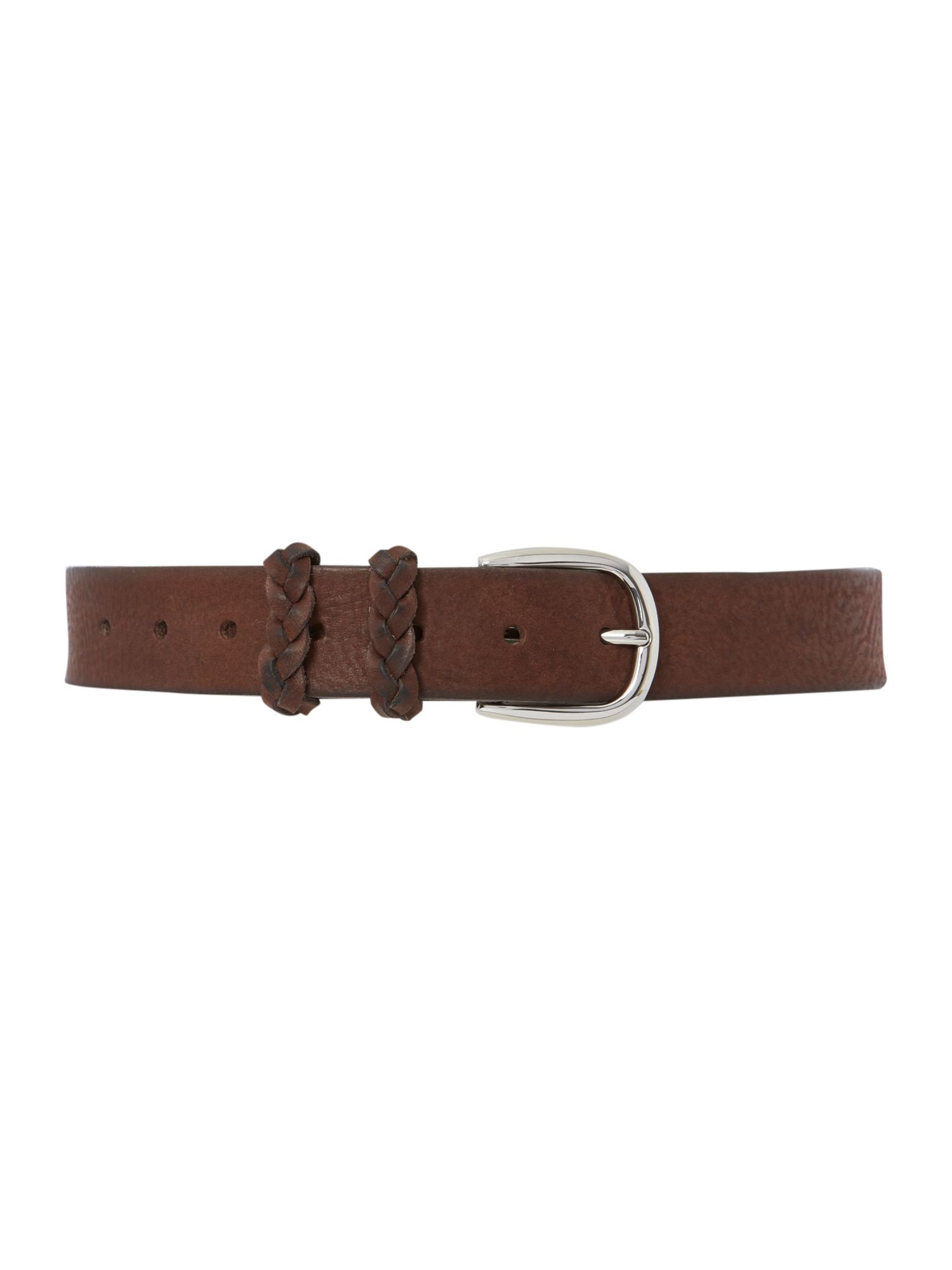 Sasha wide jean belt