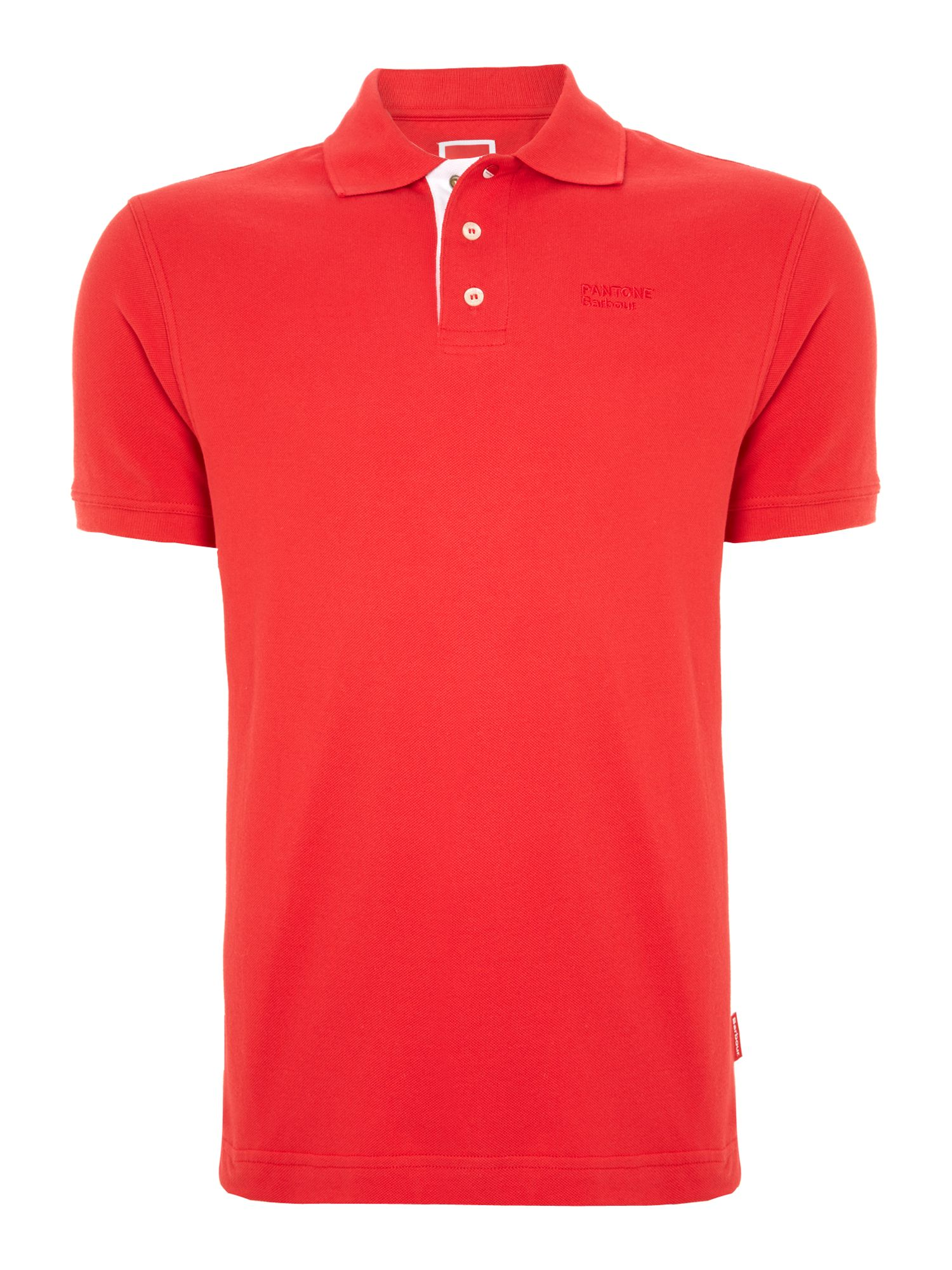 Pantone lifestyle polo