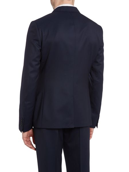 Ted Baker Winger slick rick extra slim fit solid jacket
