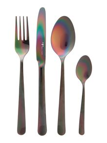 Rainbow 24 piece cutley set