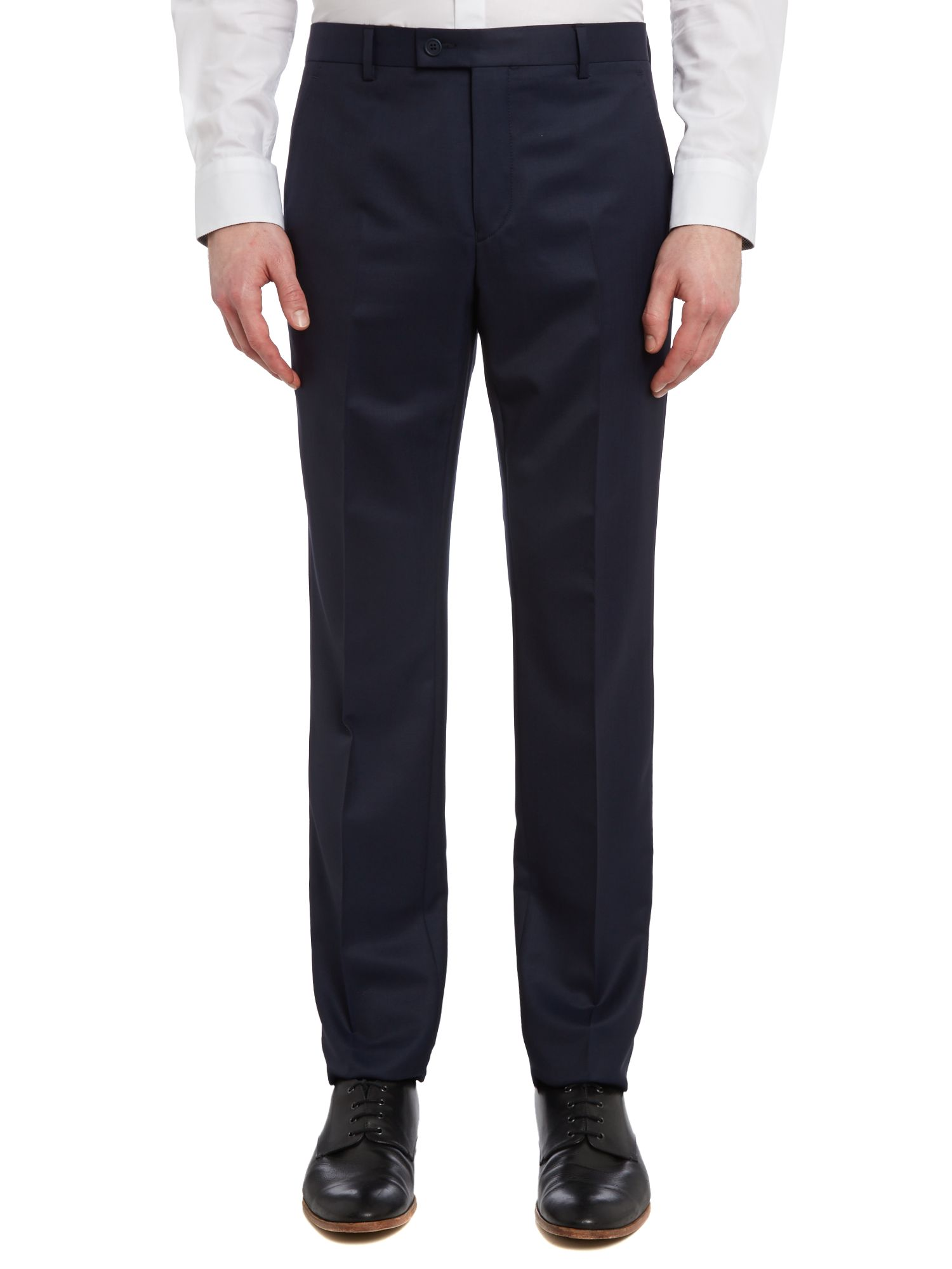 Winger slick rick extra slim solid trouser