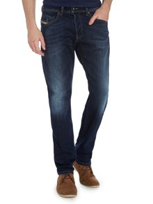 Belther 814W Slim Taper Dark Wash Jean