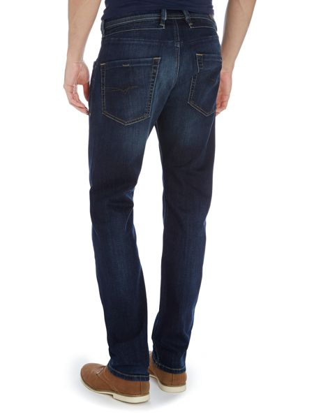 Diesel Belther 814W Tapered Fit Stretch Jeans