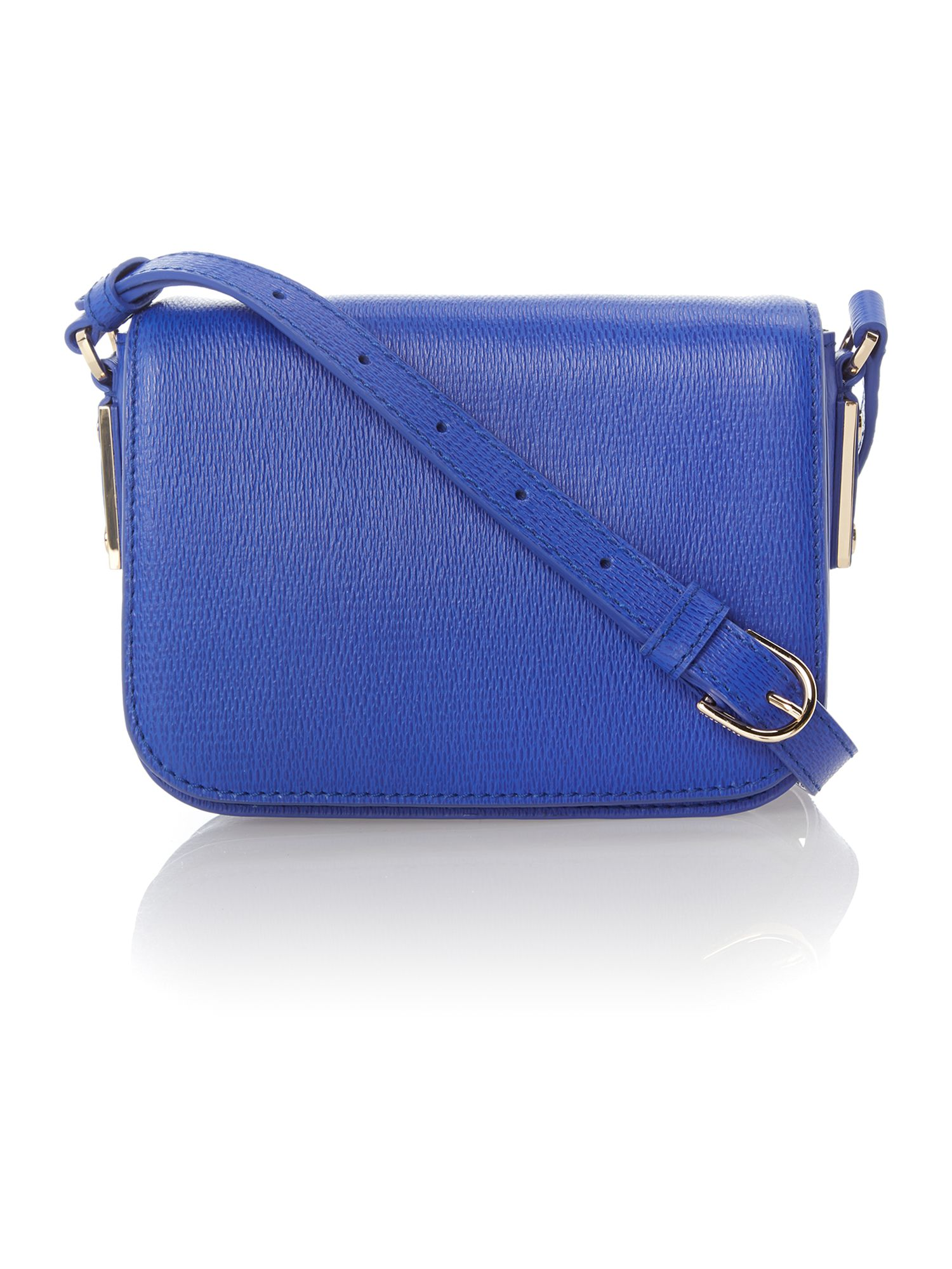 Melia blue small cross body bag