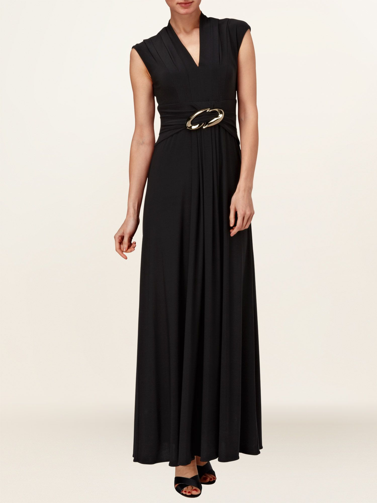 Cecelia maxi dress