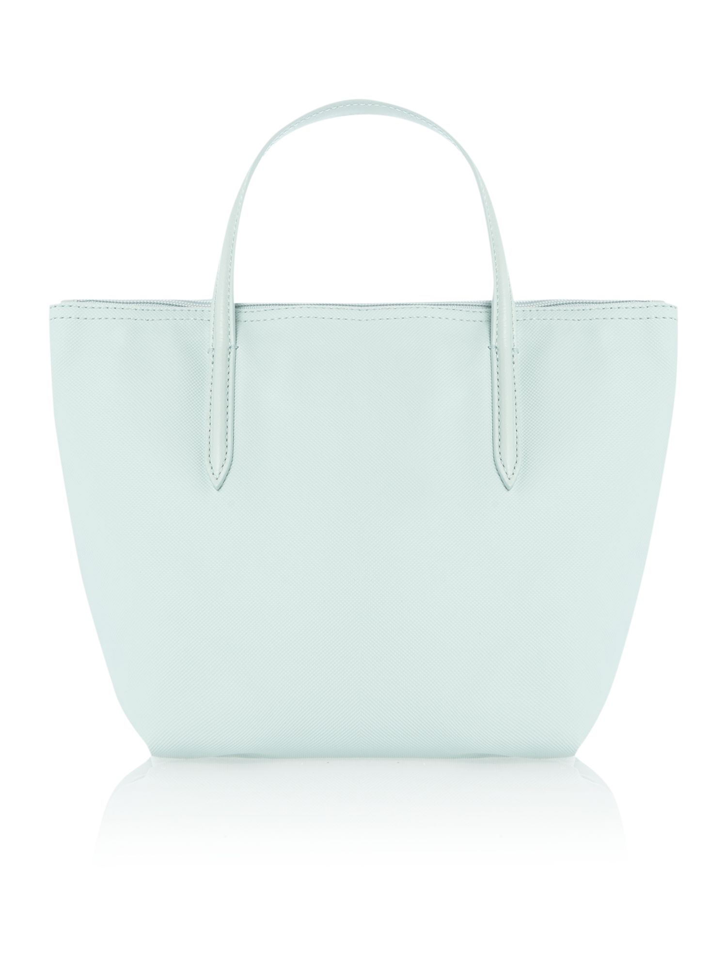 Mint small tote bag