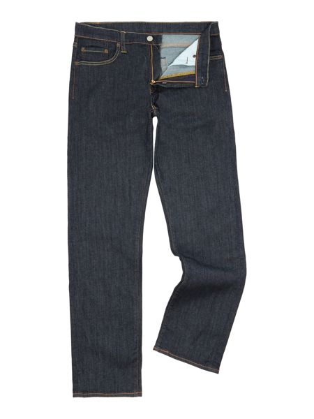 Levi's High def 504 regular straight jean