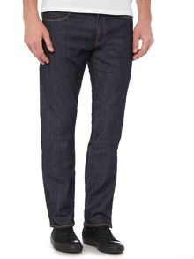 High def 504 regular straight jean