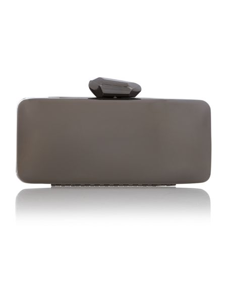 Pied a Terre Galaxy metal clutch bag