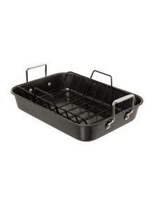Stellar Stellar 40 x 28cm roast and rack set