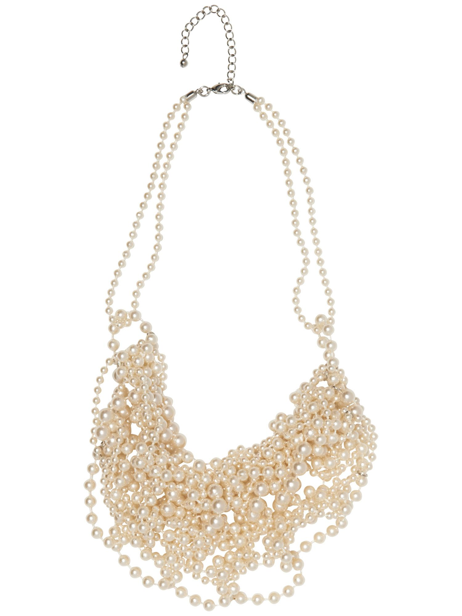 Leoni pearl necklace