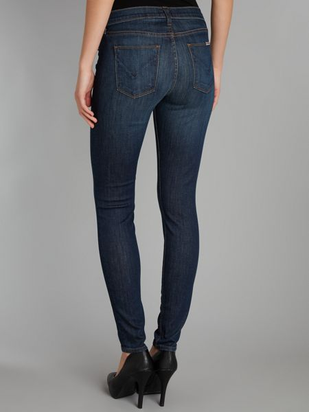 Hudson Jeans Nico super skinny jeans in Siouxsie