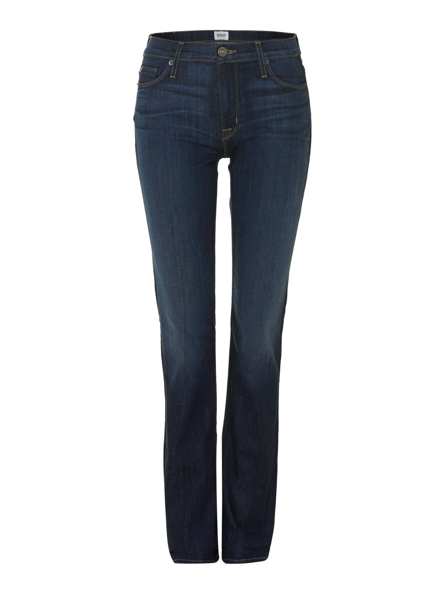 Tilda cigarette straight jeans in Siouxsie