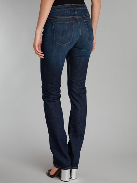 Hudson Jeans Tilda cigarette straight jeans in Siouxsie