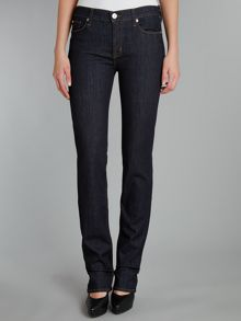 Tilda cigarette straight jeans in Foley