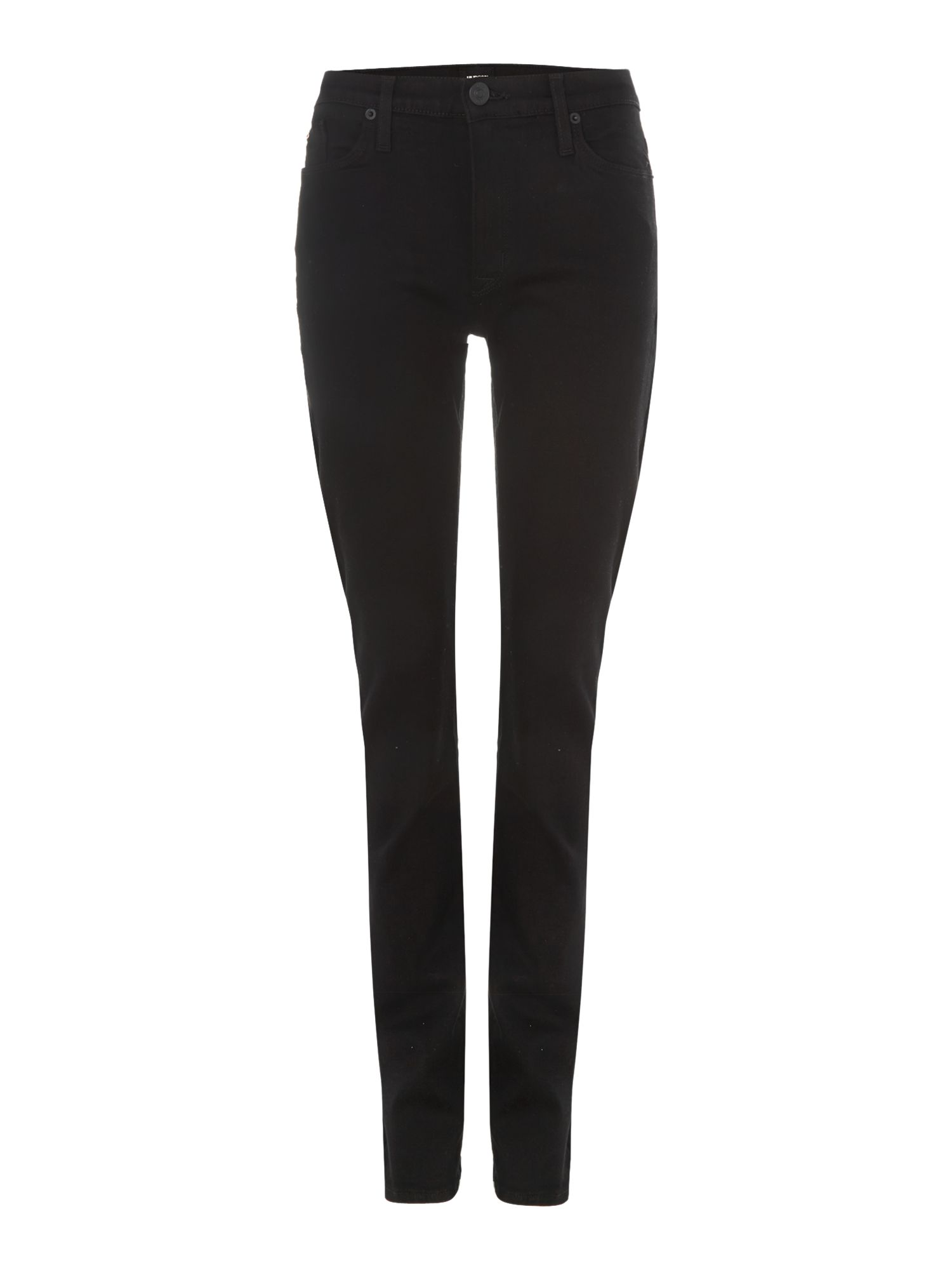 Tilda cigarette straight jeans in Black