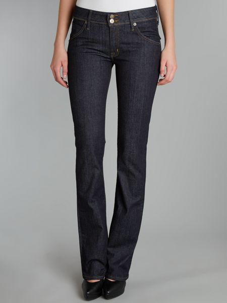 Hudson Jeans Beth baby bootcut jeans in Foley