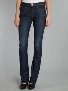 Elle baby bootcut jeans in Abbey