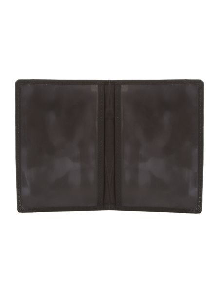 Linea Leather ID and travel card holder