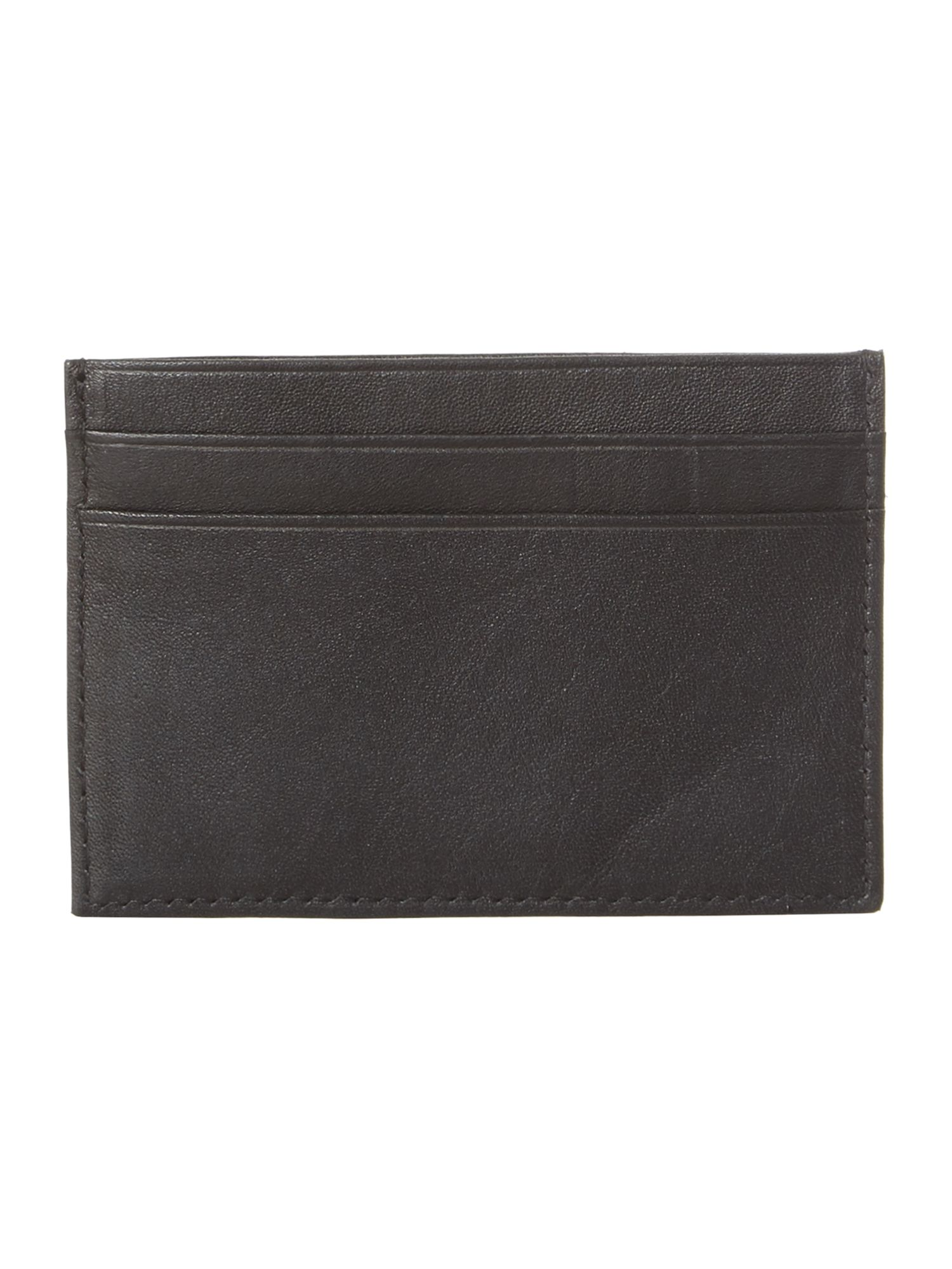 Flat credit card holder