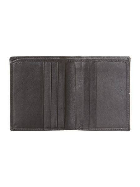 Linea Small leather wallet