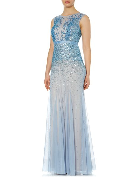 Adrianna Papell Sleeping beauty dress