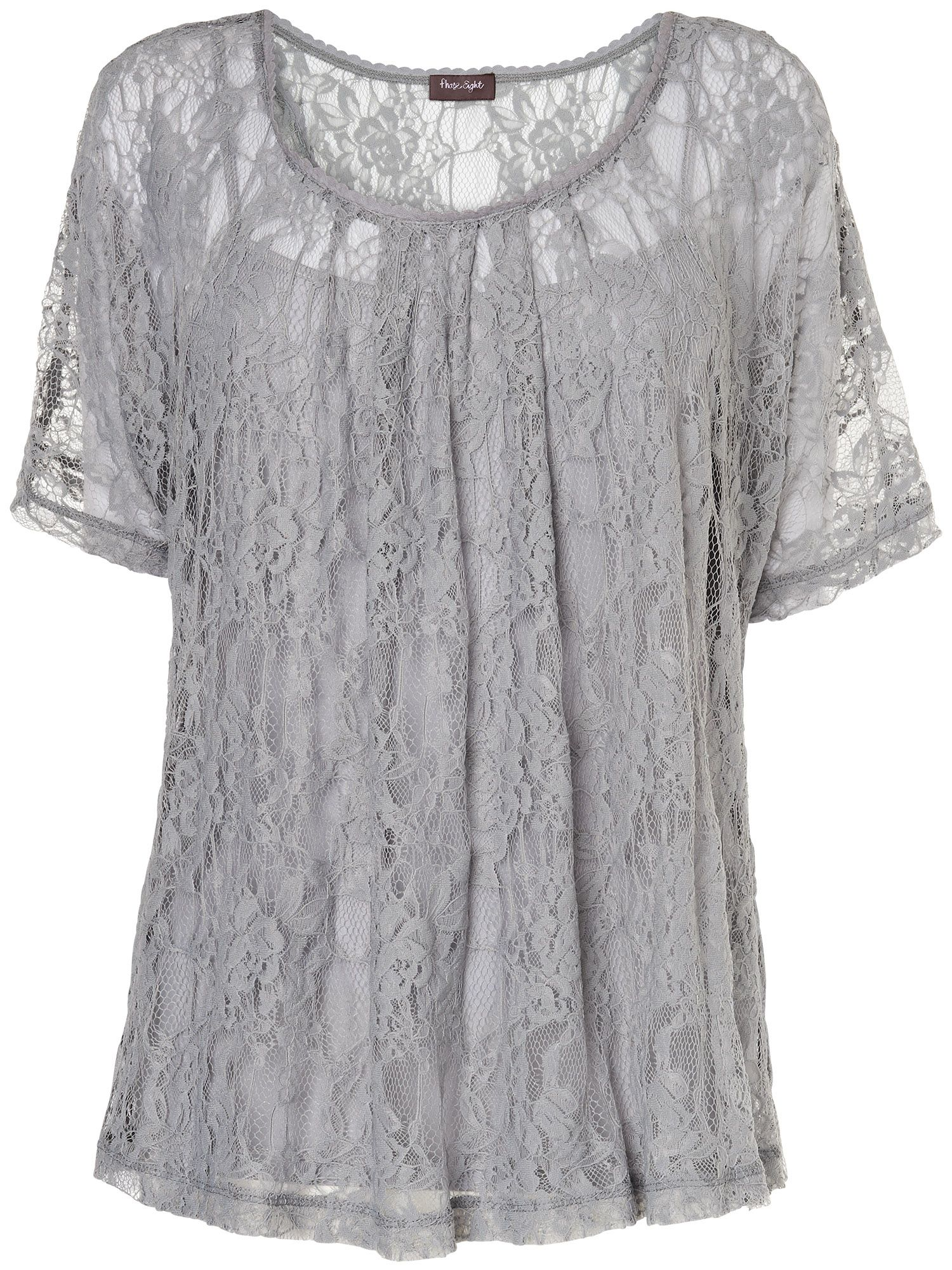 Verity lace top