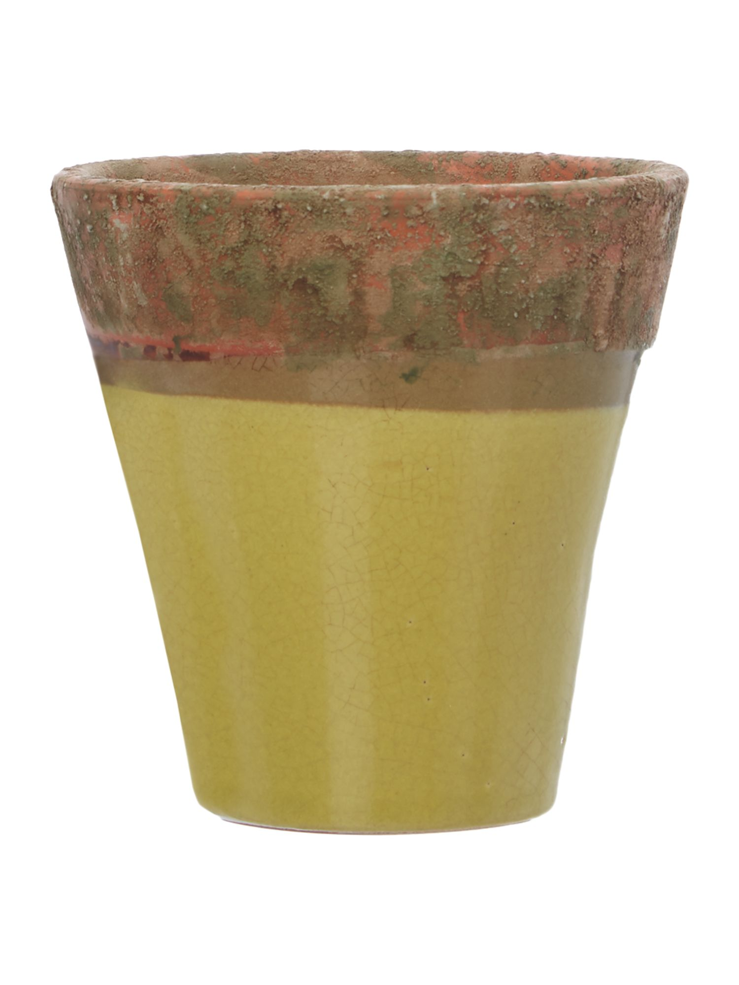 Ceramic pot, small