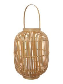 Urban Explorer medium bamboo lantern