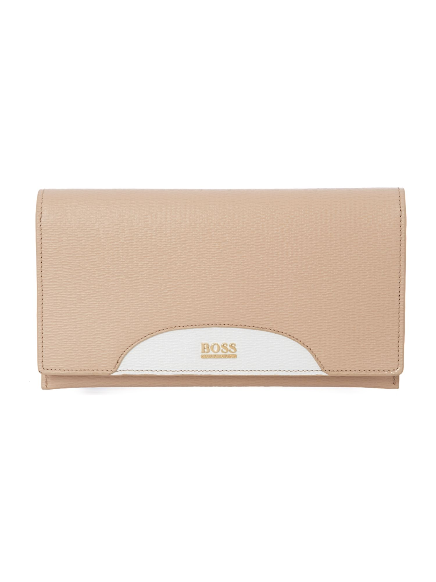 Melleni neutral travel wallet