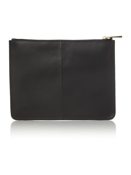 Pied a Terre Leather pouchette