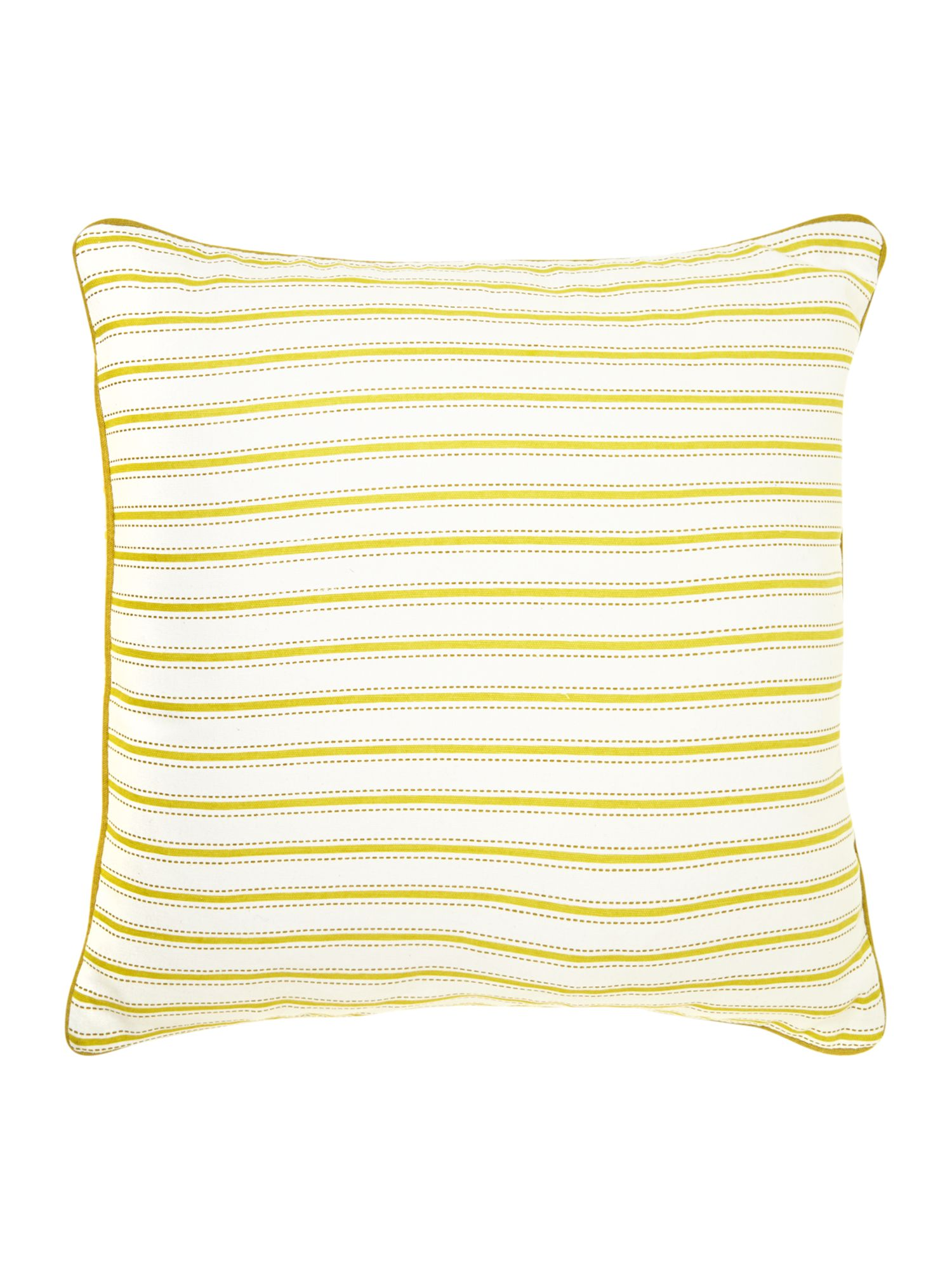 Urban Explorer Stripe design print cushion