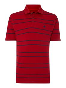 Army & Navy ernest striped polo