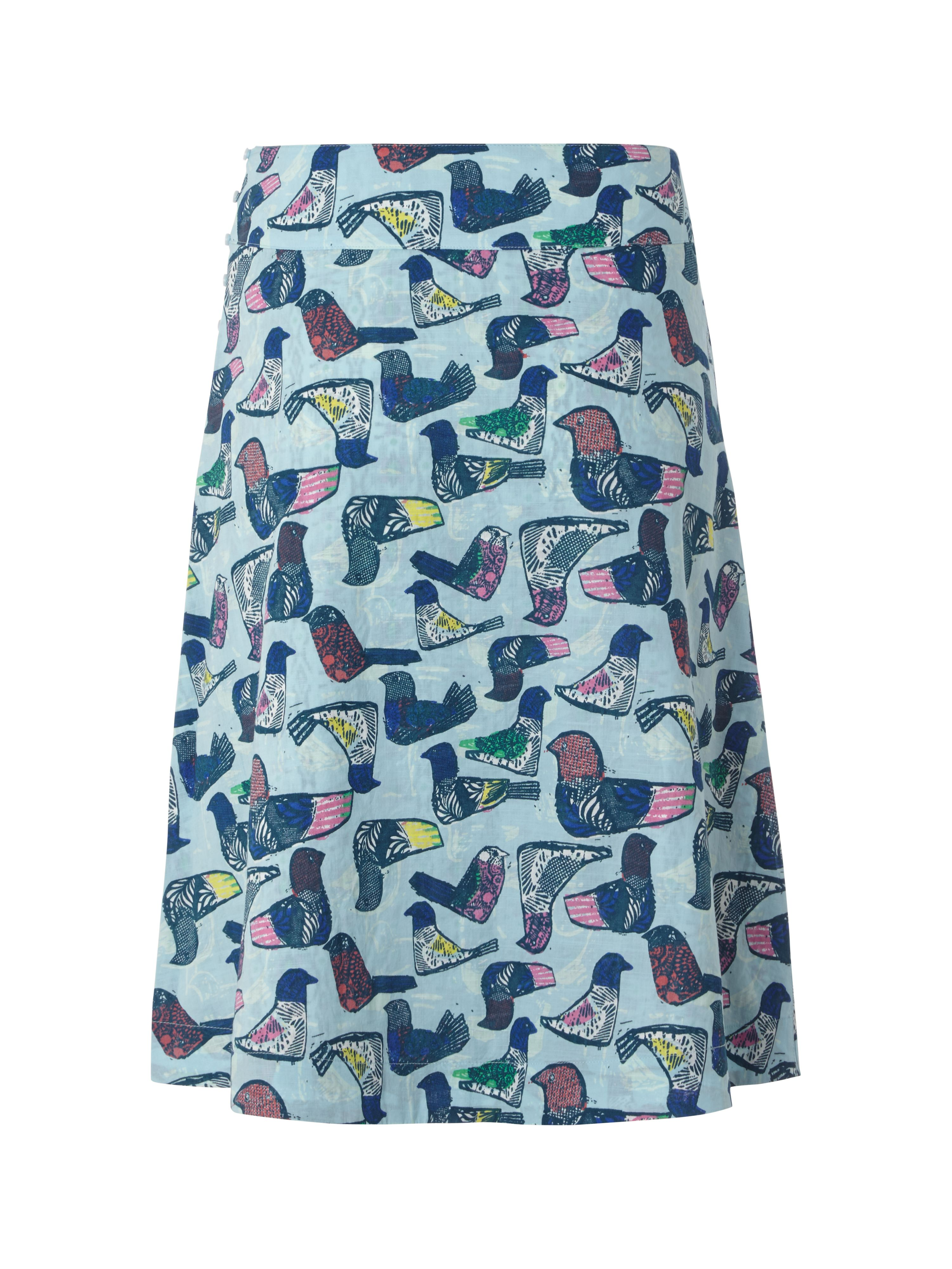Birdy reversible skirt