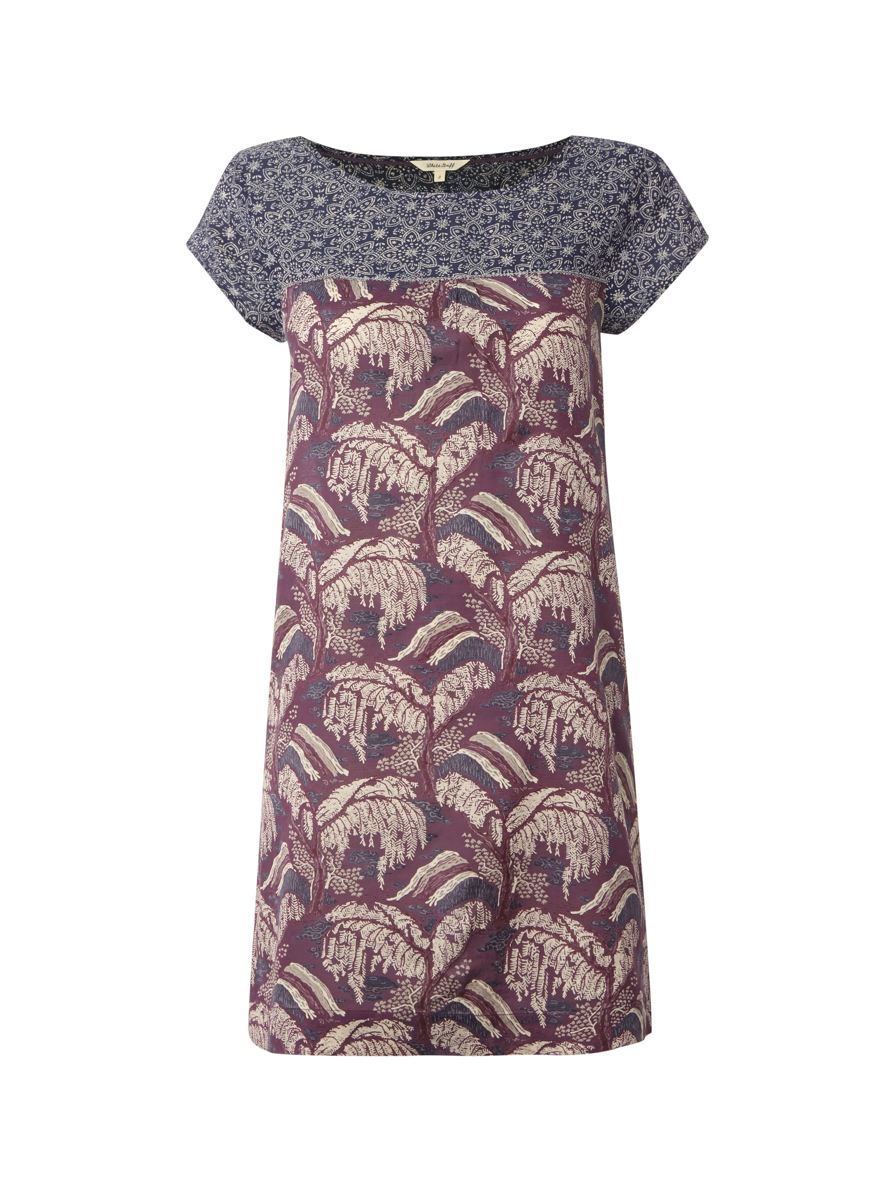 Kanto Mixed Print Tunic