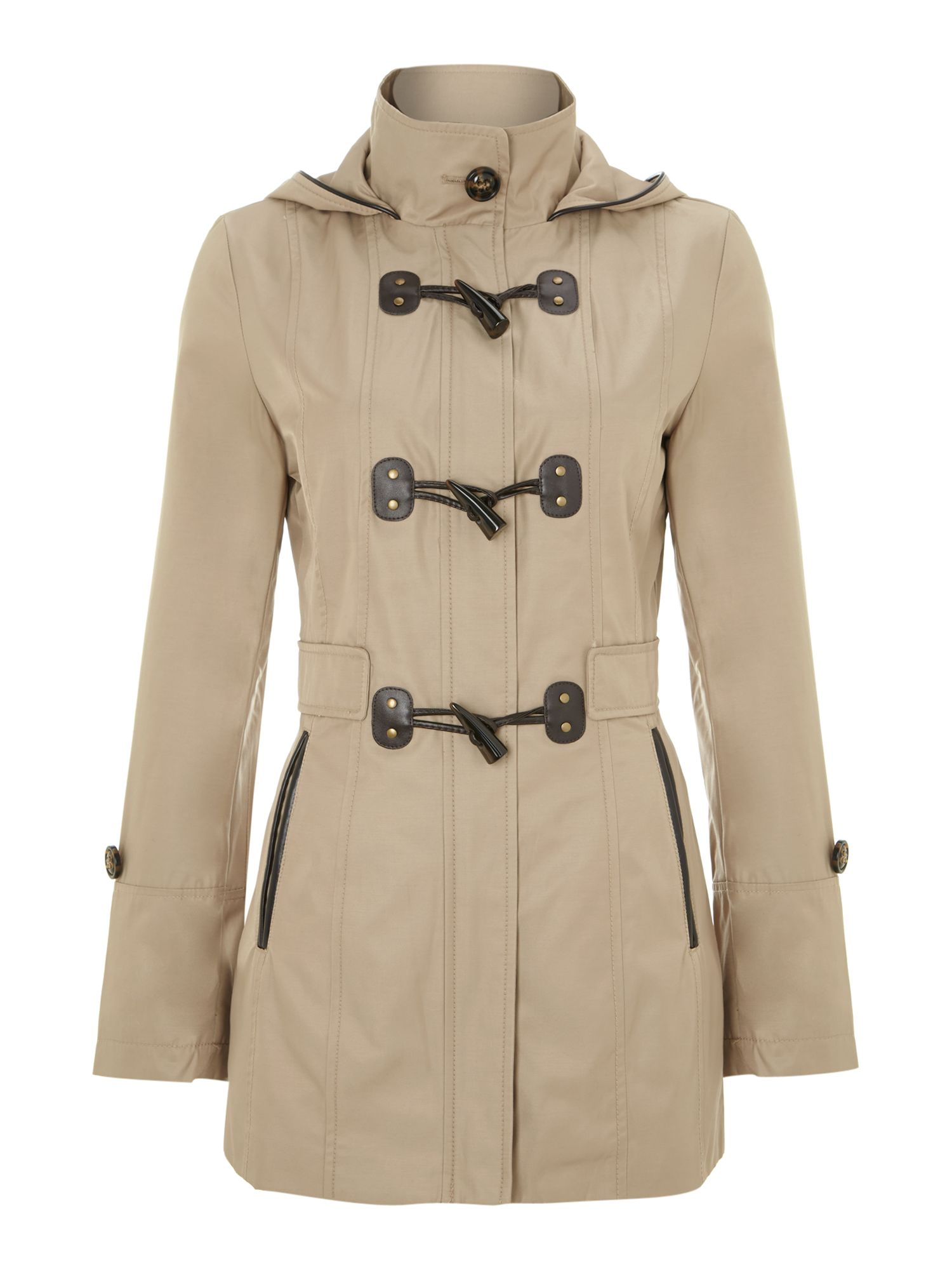 Hook and Eye Mac Coat