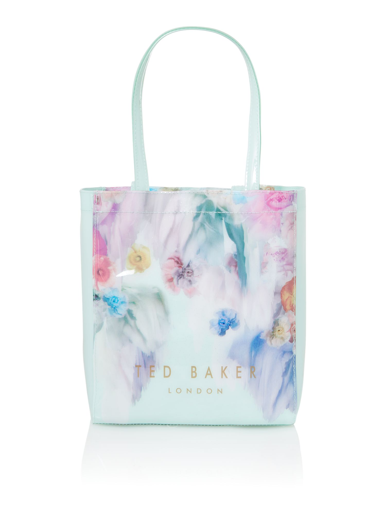 Small sugar sweet umbrella tote bag