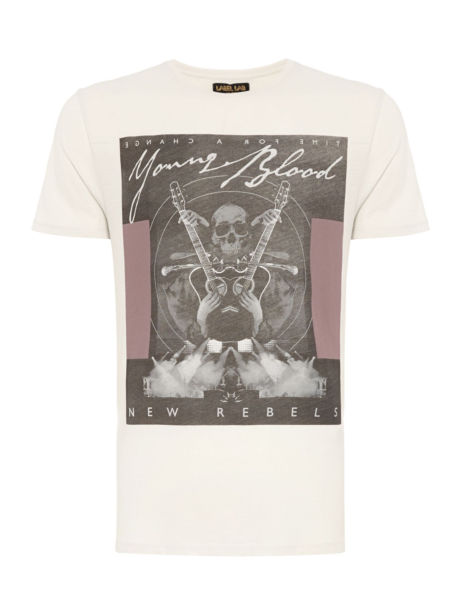 Young blood graphic tee