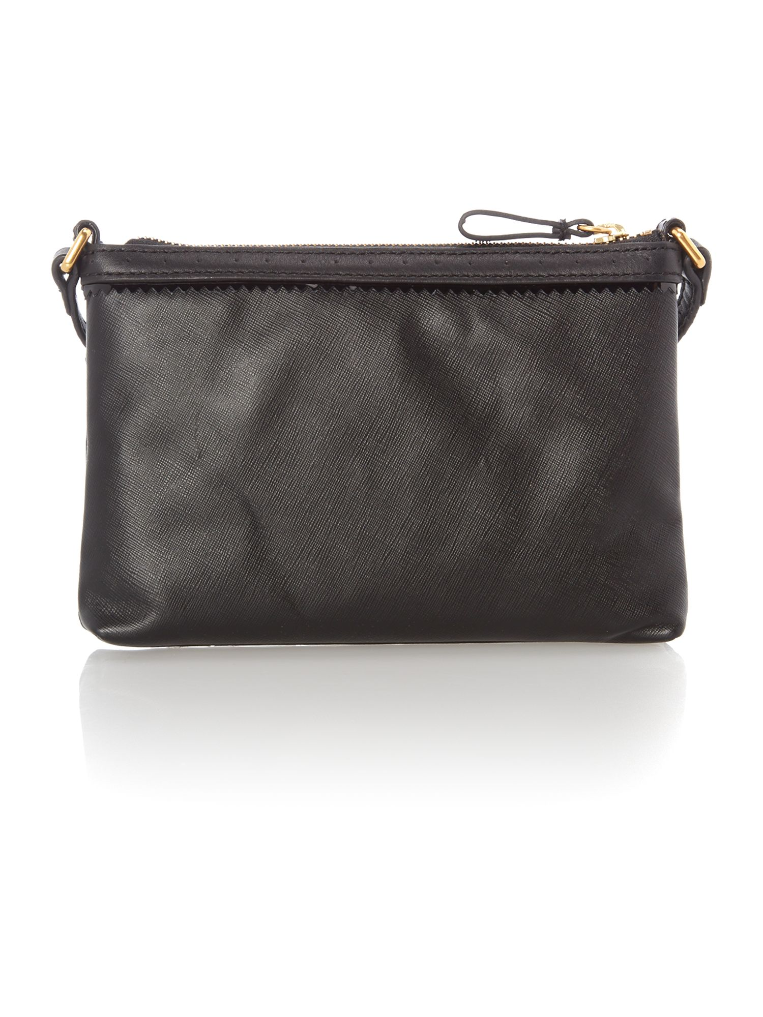 Blaine black cross body bag
