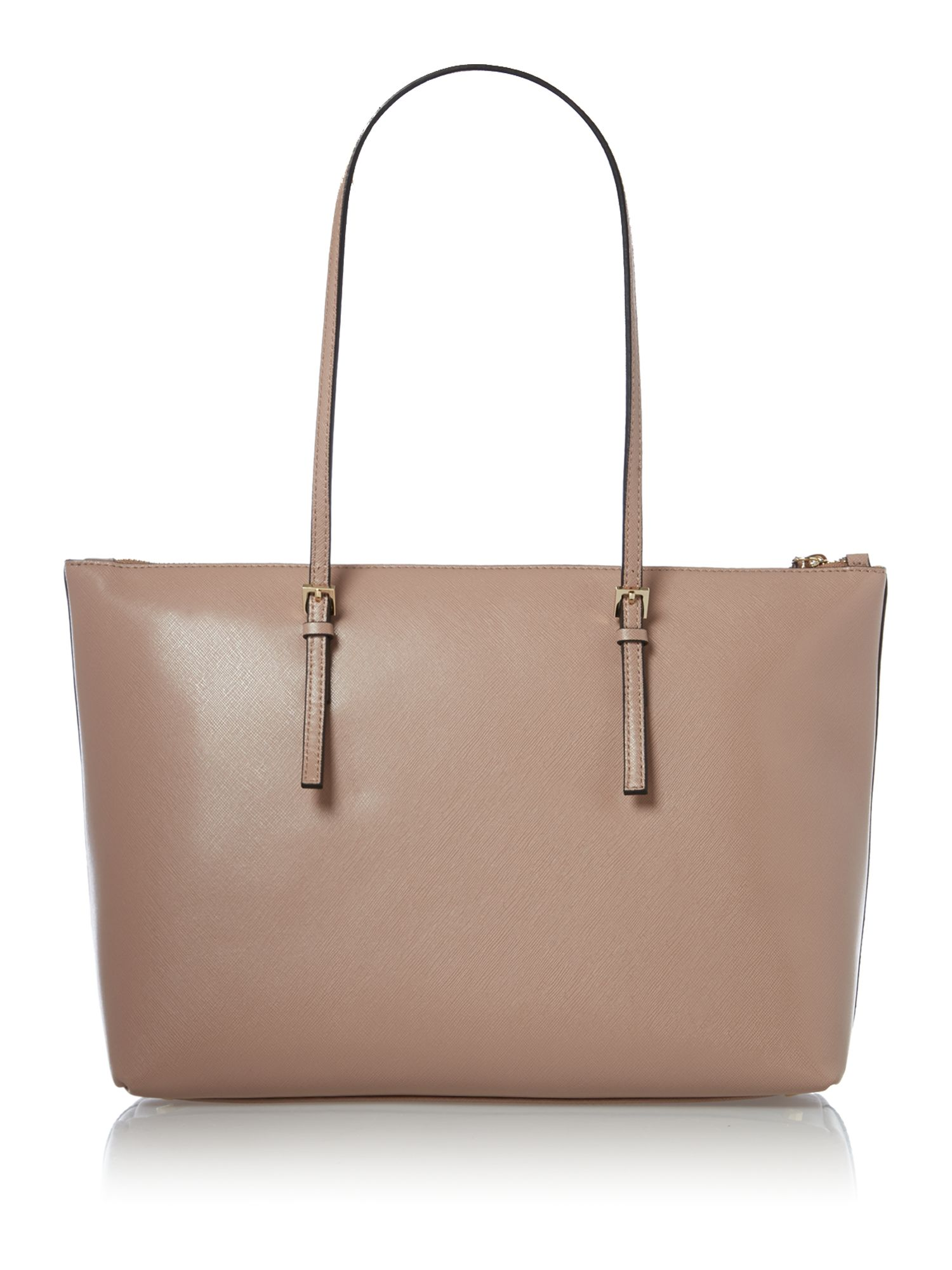 Betty neutral tote bag