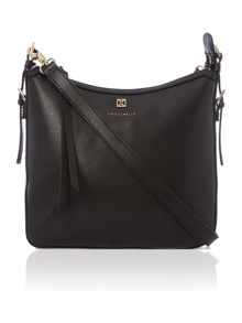 Betty black crossbody bag