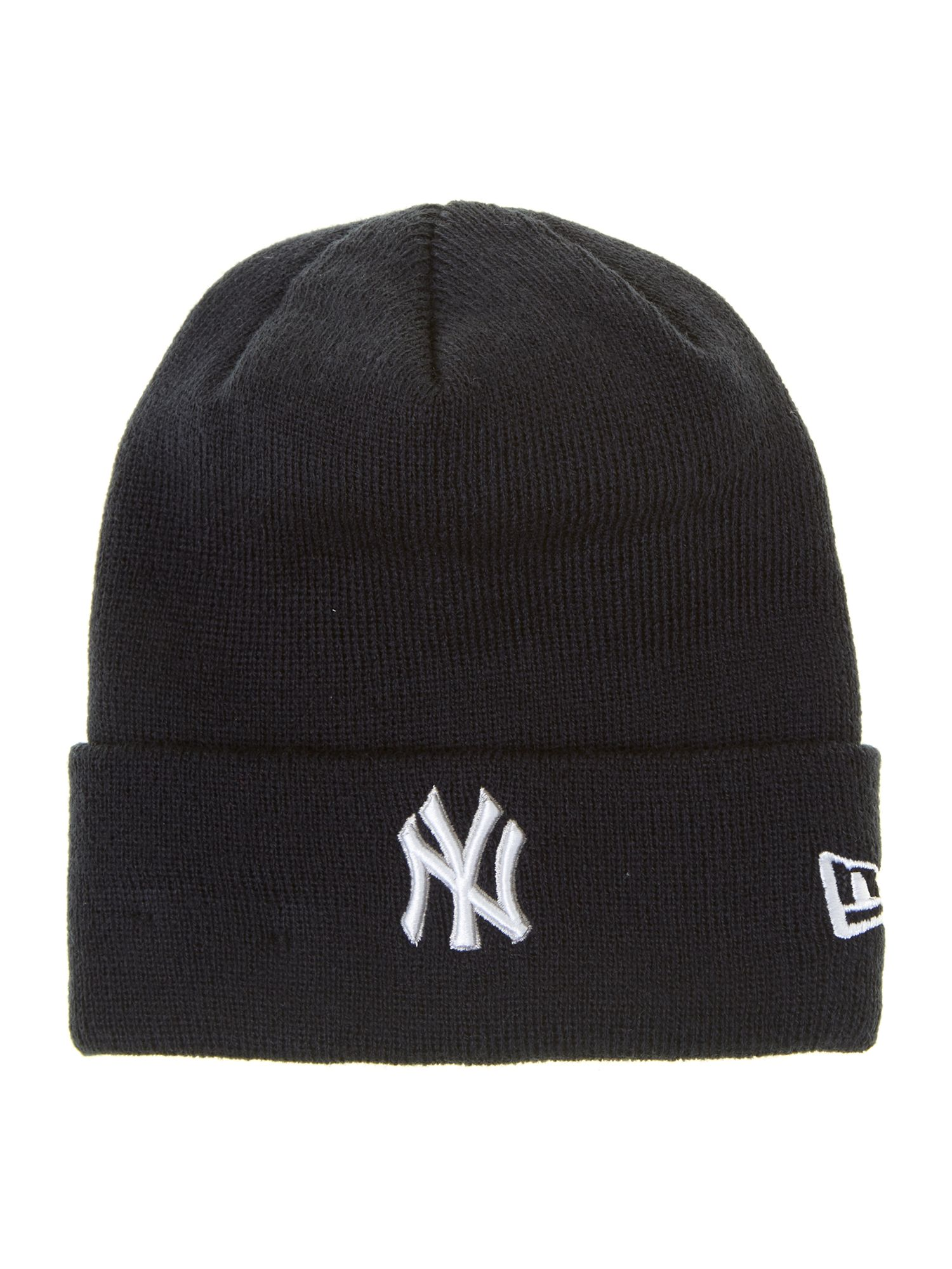 Youth cuff knit NY hat