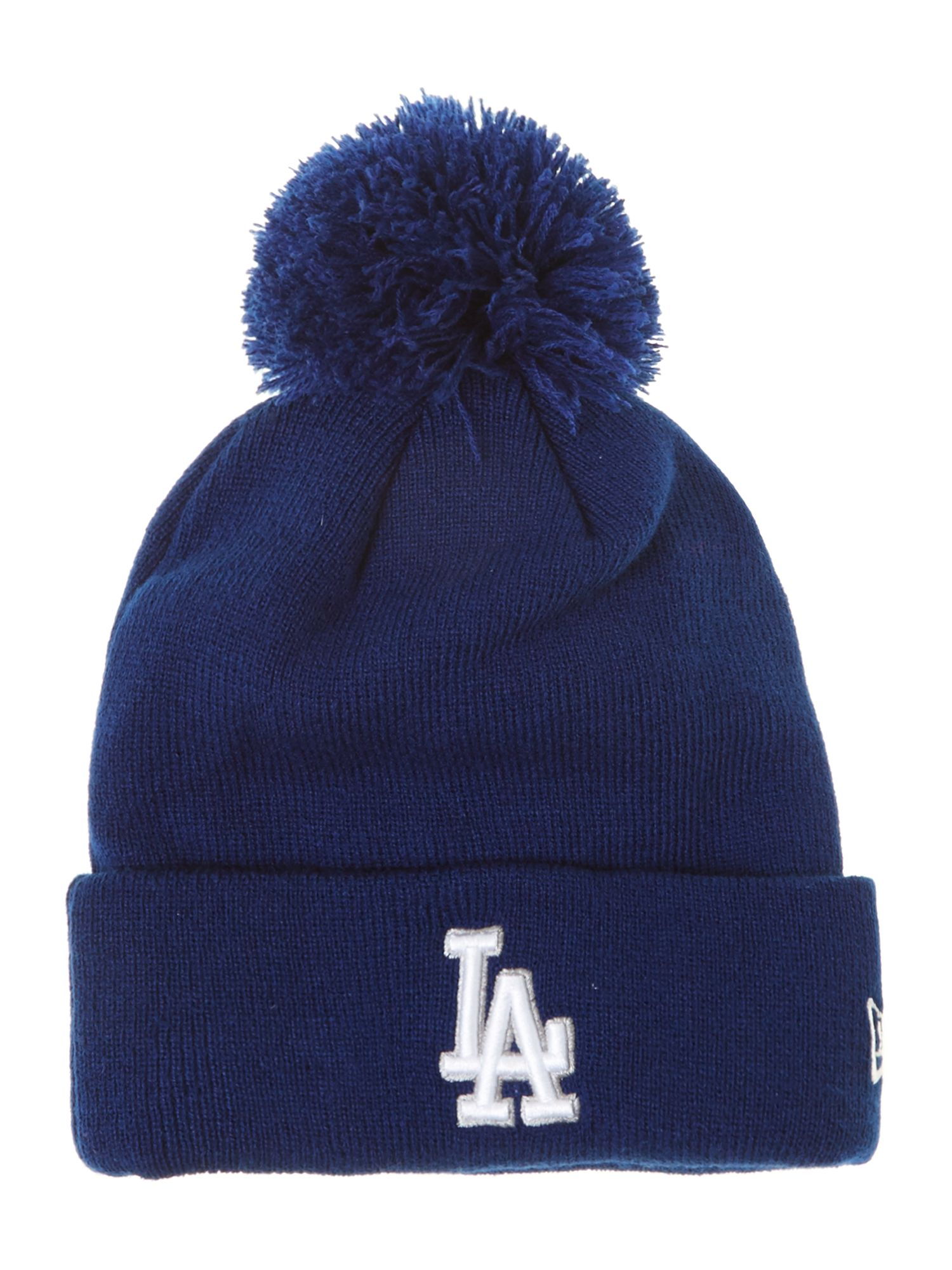 Youth LA knit bobble hat