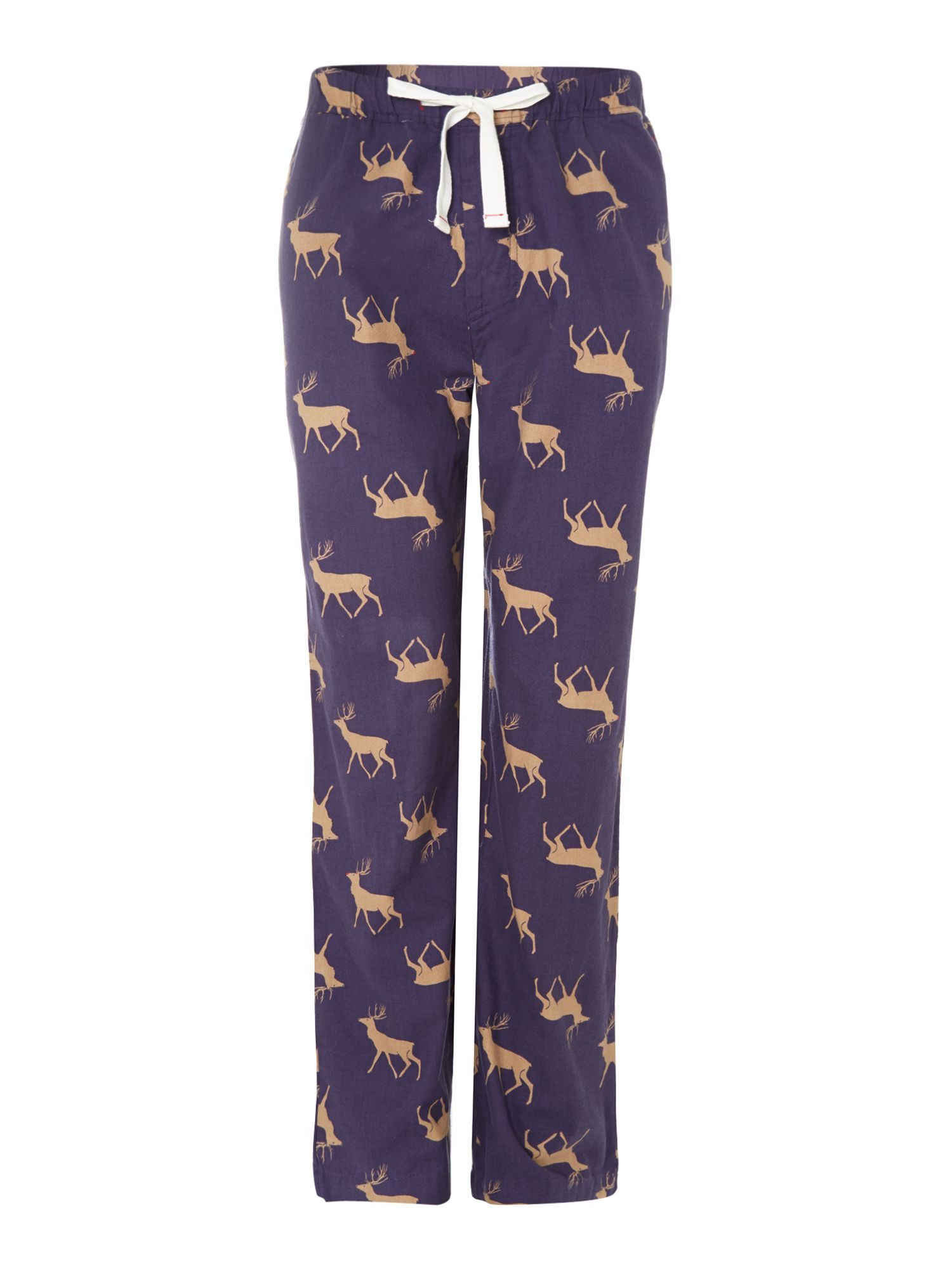 Selwyn reindeer pj bottoms