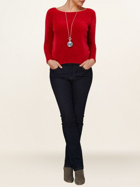 Phase Eight Cassia chenille jumper