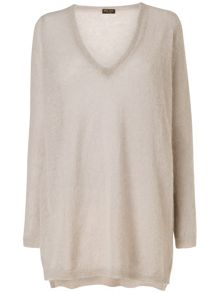 Florry fluffy tunic