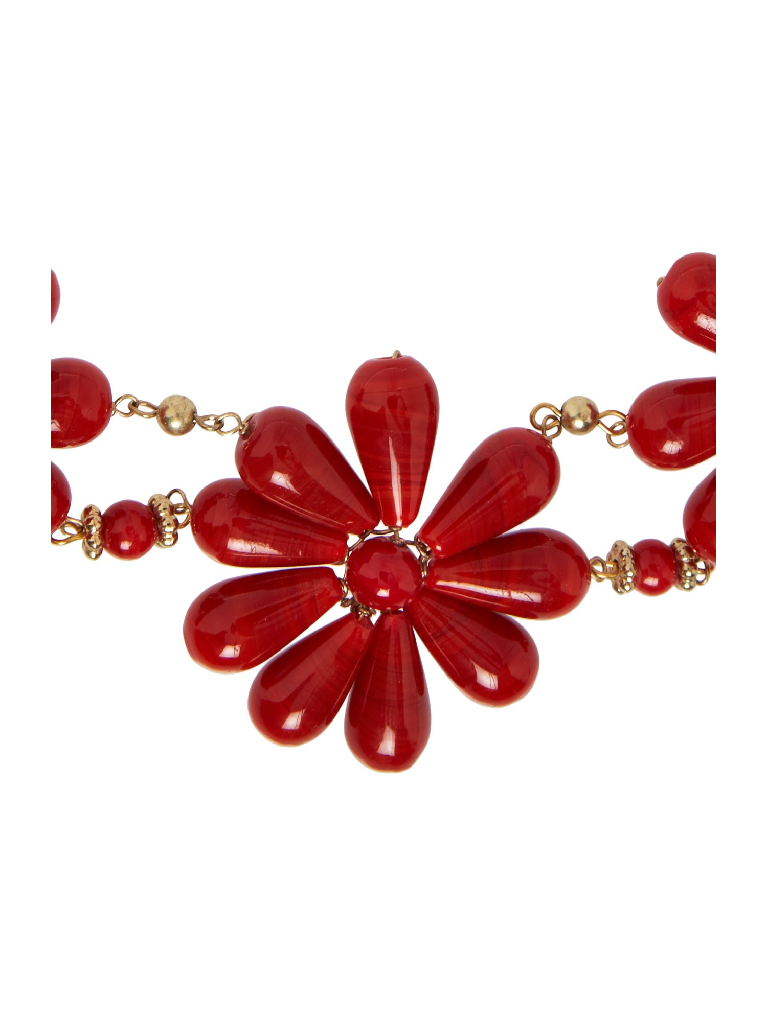 Happy flower daisy necklace