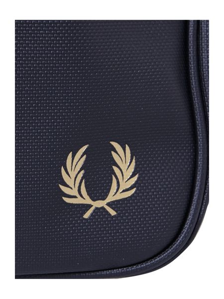 Fred Perry Pattern shoulder bag